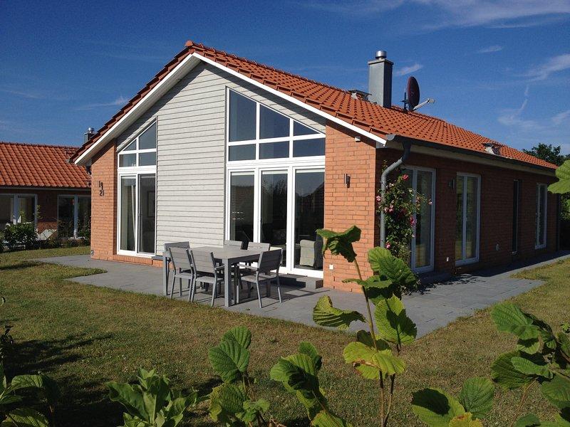 Ferienhaus Marina Hülsen - Käpt'n Blaubärhaus, alquiler vacacional en Gross Wittensee