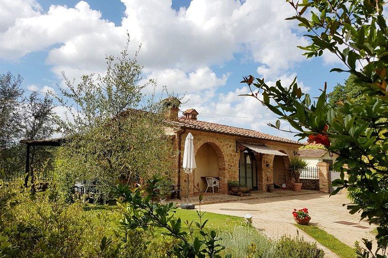 LA CONCA D ORO - CONCA D ORO, location de vacances à Foiano Della Chiana