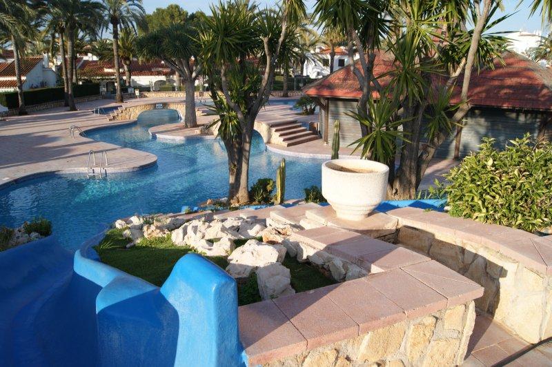 Apartamento Las Marinas I - Dénia, holiday rental in Denia