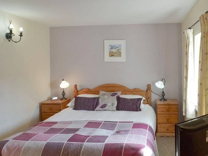 Chambre double avec lit king size