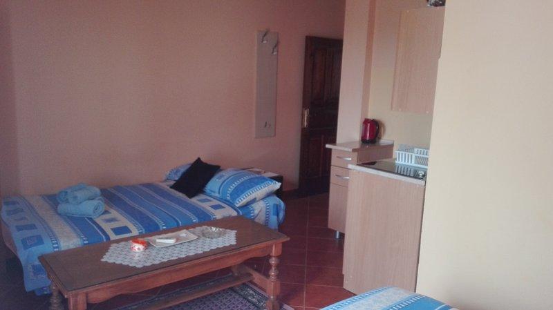 Apartments Tasija - Studio with Terrace and Sea View 2, 3 – semesterbostad i Tivat