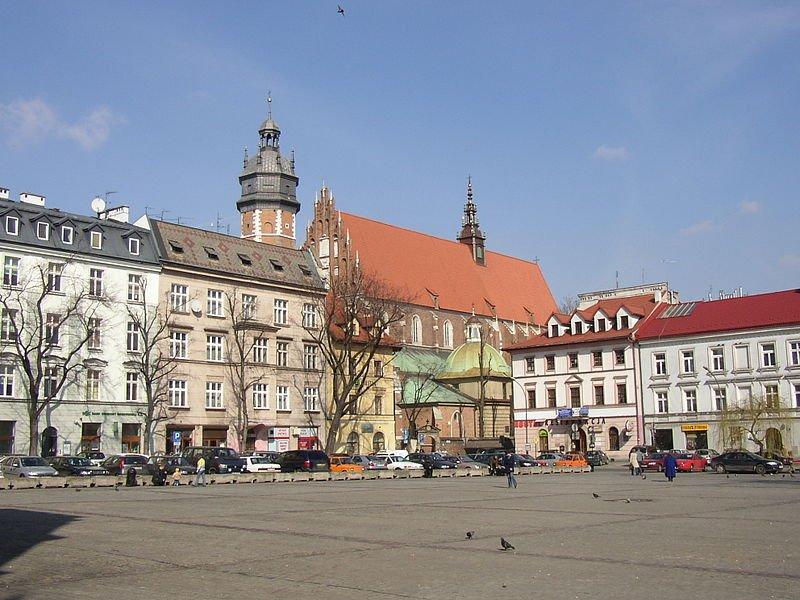 Piazza Wolnica