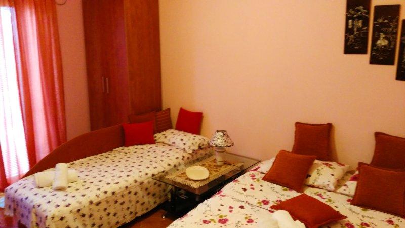 Apartments Tasija - Studio with Terrace 4 – semesterbostad i Tivat