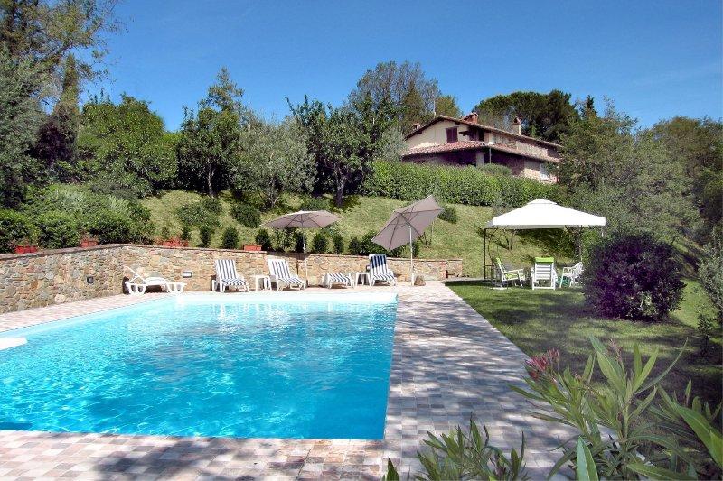 GLI OLEANDRI, aluguéis de temporada em Monte San Savino