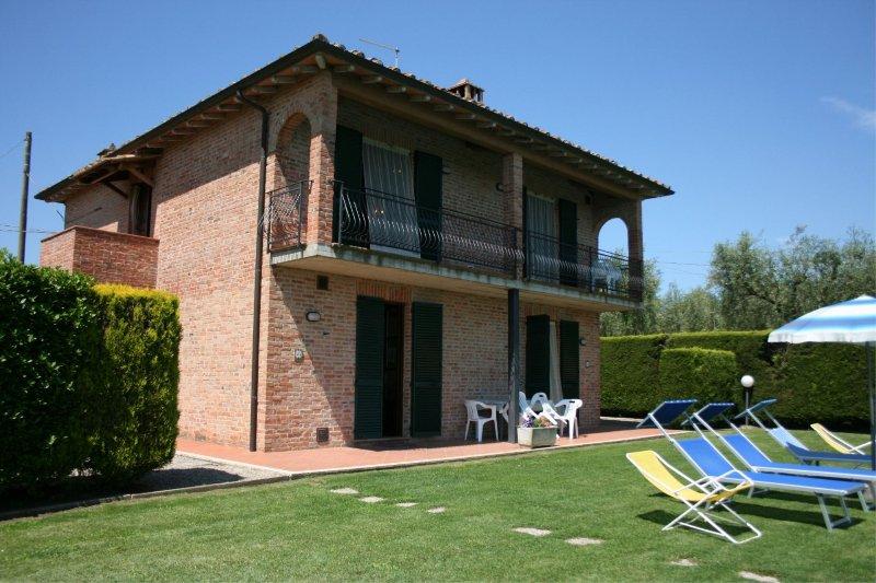 CERRETINI, alquiler de vacaciones en Valiano