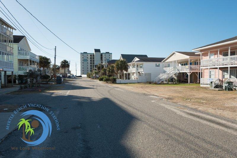 Street View dai Cherry Grove Beach Bungalows