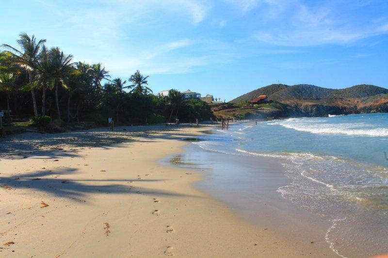 residential beach