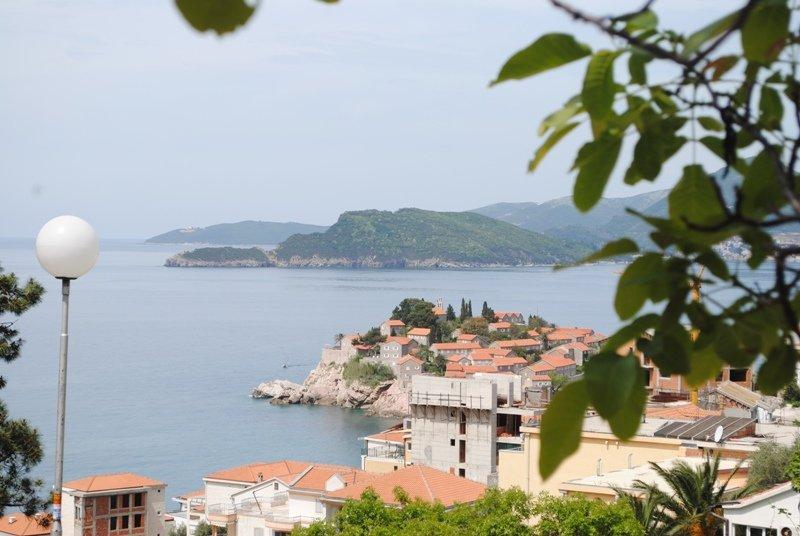 Holiday Home Sankovic - Three Bedroom Villa with Sea View, casa vacanza a Sveti Stefan