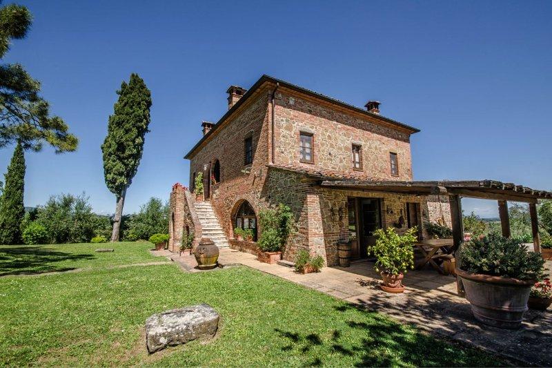 VILLA SCIANELLONE, vacation rental in Santarello