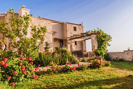 Beautiful villa with swimming-pool, vacation rental in Rethymnon