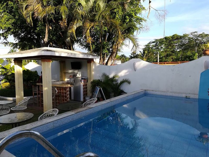 Amazing apartment with shared pool, vacation rental in Boca Chica