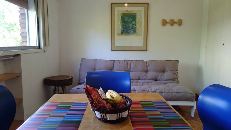 VERY BRIGHT AND QUIET 1BR APART, holiday rental in San Isidro