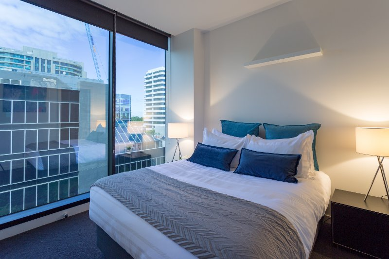 Wyndel Apartments - St Kilda Views 2 bedroom – semesterbostad i Middle Park