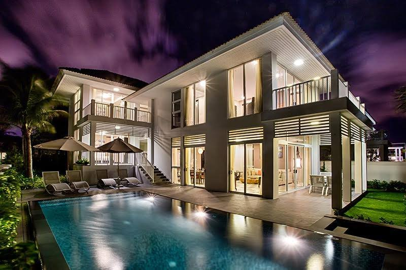 V4B- YOUR REFINED LUXURIOUS PARADISE WITH SEAVIEW, vacation rental in My An