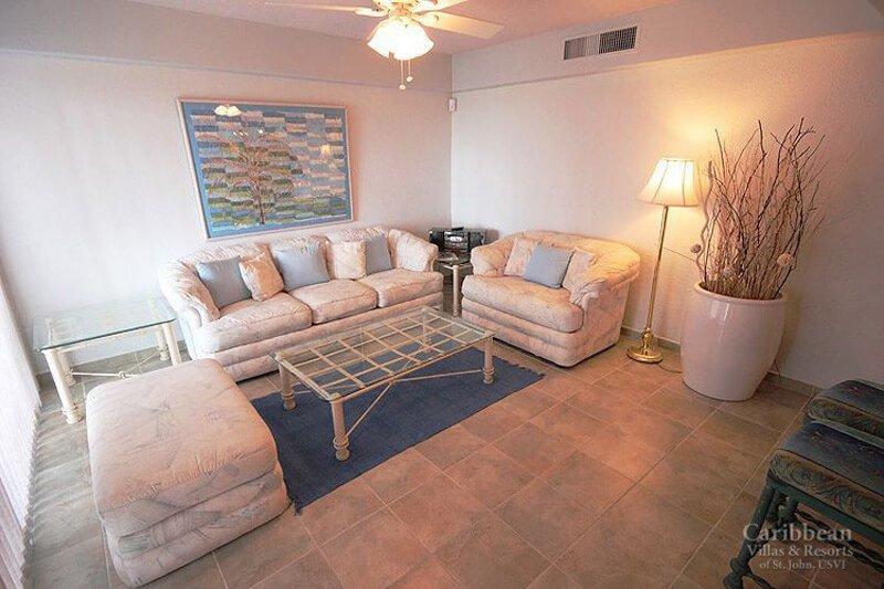 O apartamento sala menor