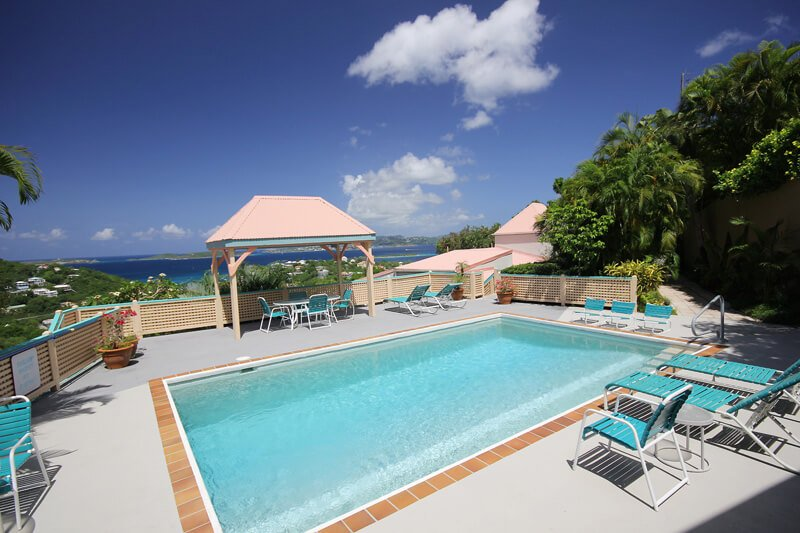 The pool at Cruz Views is only shared by 10 condo's. Come enjoy a swim!