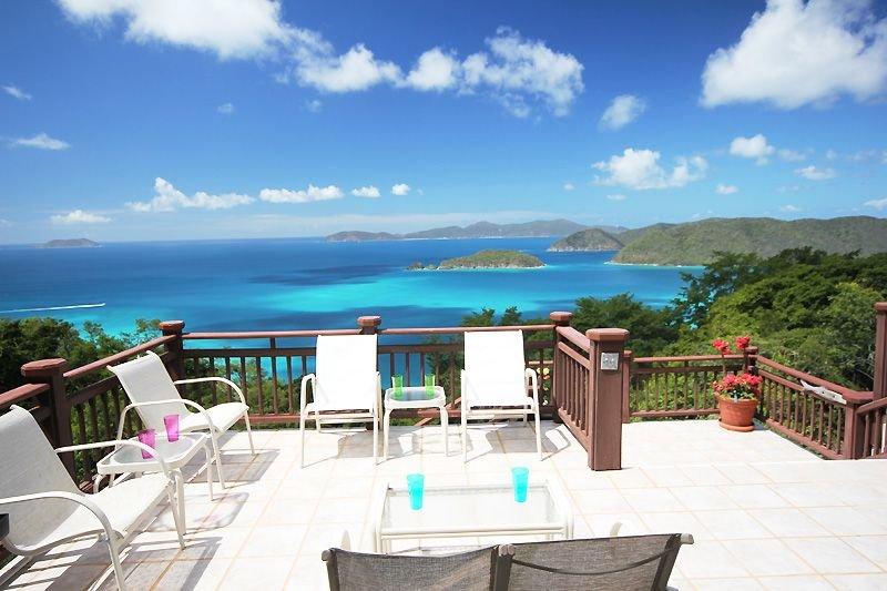 Anole, vacation rental in Cruz Bay