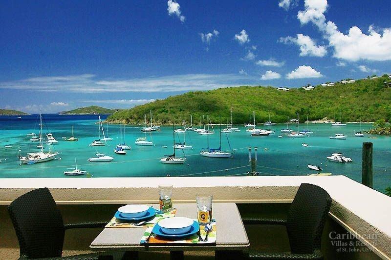 Ceci est appelé « salle à manger avec une vue » à Buena Vida!