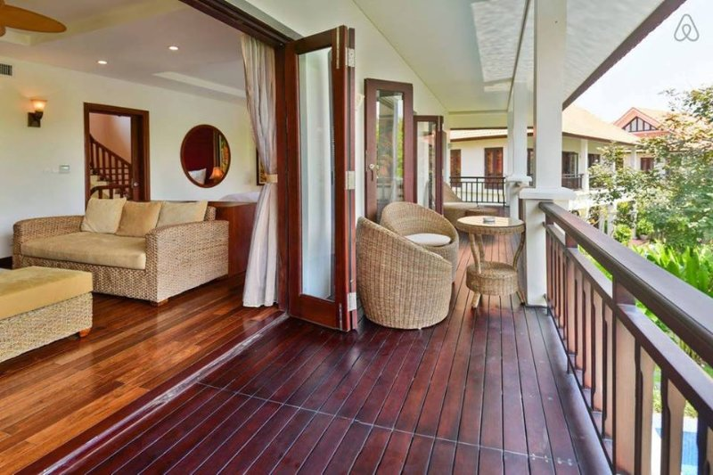 V4C- Wonderful and ideal Villa for your vacation.  Change listing Preview li, location de vacances à Phuoc My