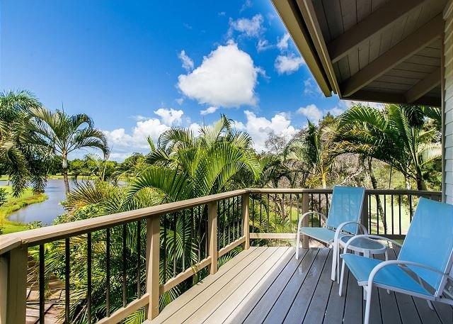 Hale Plumeria** SUNNY POIPU** ON Golf Course, holiday rental in Kauai