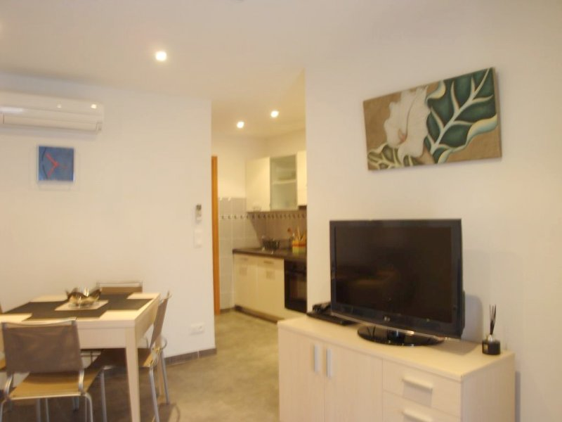 Beautiful apartment with sea view, holiday rental in Galeria