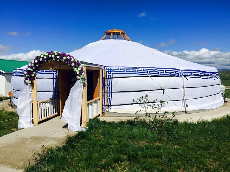 Mongolian Ger Camping nearby Genghis Khan Statue (12), holiday rental in Ulaanbaatar