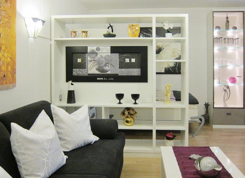 FeWo Bremen-Mitte: 'Apartment Kleiner Roland' mit WLAN und eigenem Parkplatz, holiday rental in Worpswede