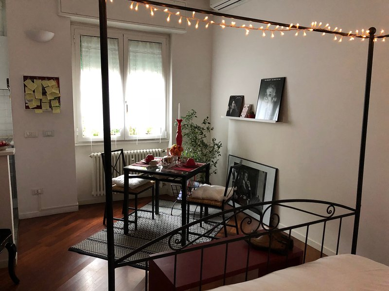 Beautiful studio in Milano & Wifi, vakantiewoning in San Donato Milanese