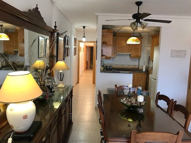 Amazing apartment with sea view, holiday rental in Villaricos