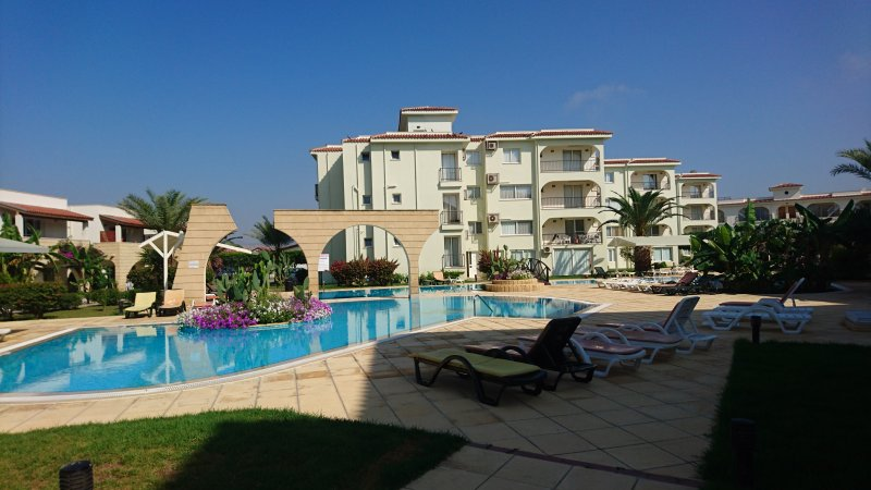 PENTHOUSE  /  APARTMENT, holiday rental in Bogaz