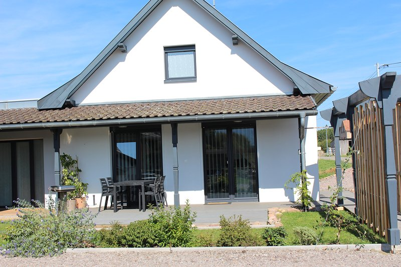Gite l Entre-vue, holiday rental in Balbronn