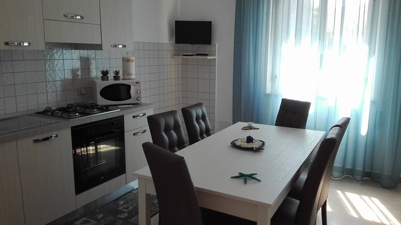 Casa vacanza Tra cielo e mare., location de vacances à Custonaci