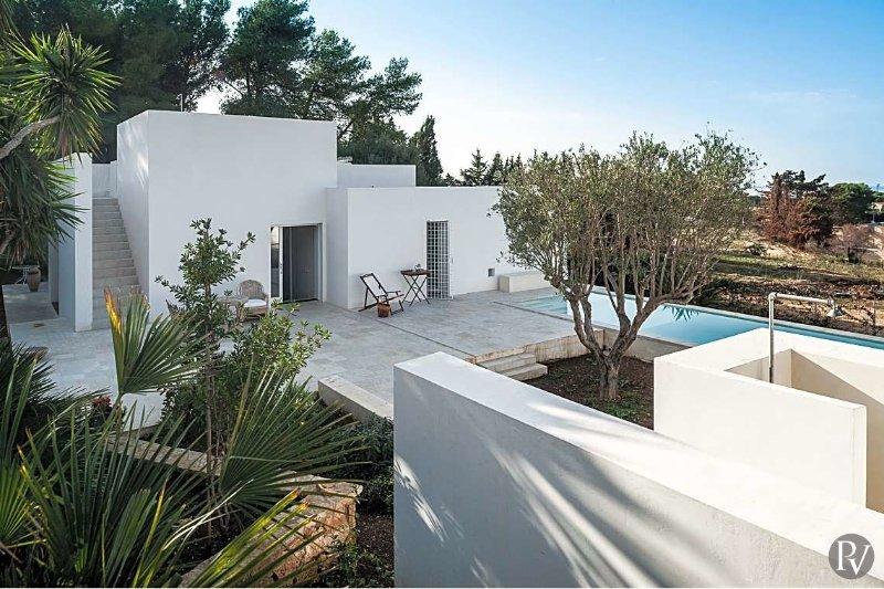 Mangiapane Villa Sleeps 5 with Pool and Air Con - 5576574, location de vacances à Custonaci