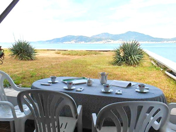 Amazing studio with sea view, holiday rental in Grosseto Prugna