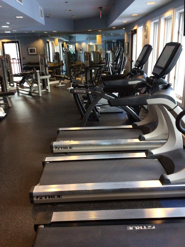 Health/Exercise Area