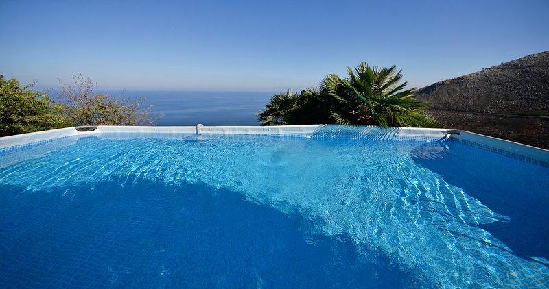 Villa Tramonto allo Zingaro, San Vito lo Capo, location de vacances à Zarbo di Mare