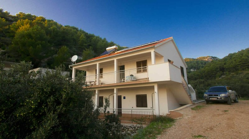 Beautiful apartment with sea view, holiday rental in Gdinj