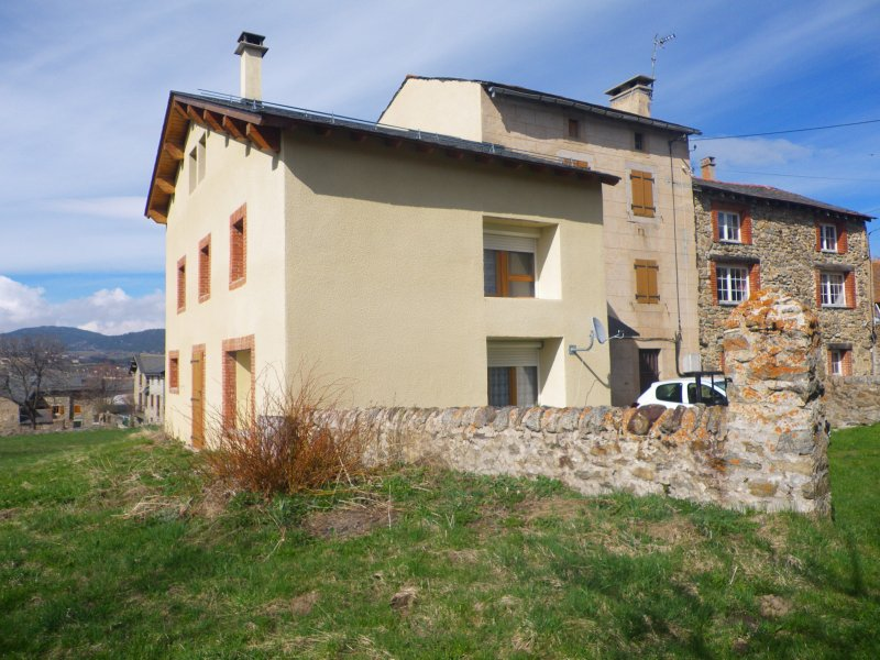 Amazing house with mountain view, holiday rental in Mont-Louis