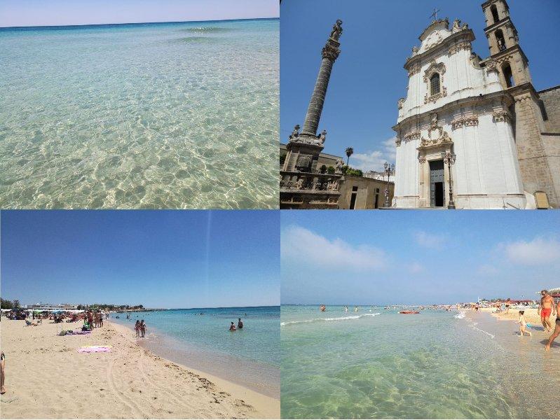 Trilocale 80 m2, a pochi metri dalla spiaggia di Lido Marini, vacation rental in Ugento