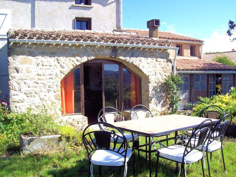Spacious house with terrace & Wifi, holiday rental in Saint-Ferriol