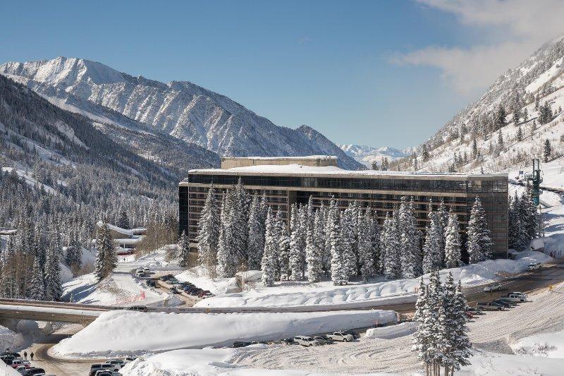 Cliff Club, Snowbird ,Utah
