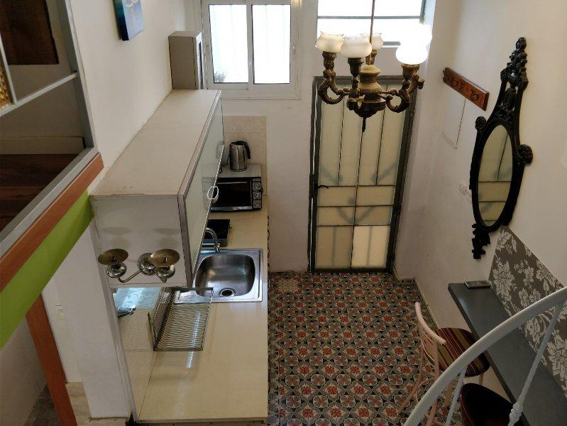 Charming designed studio in the heart of jaffa, location de vacances à Jaffa