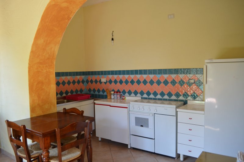 Beautiful apartment with sea view, vakantiewoning in Galtelli