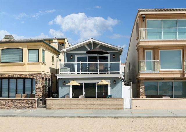 Alquiler de vacaciones 1ª piso frente al mar