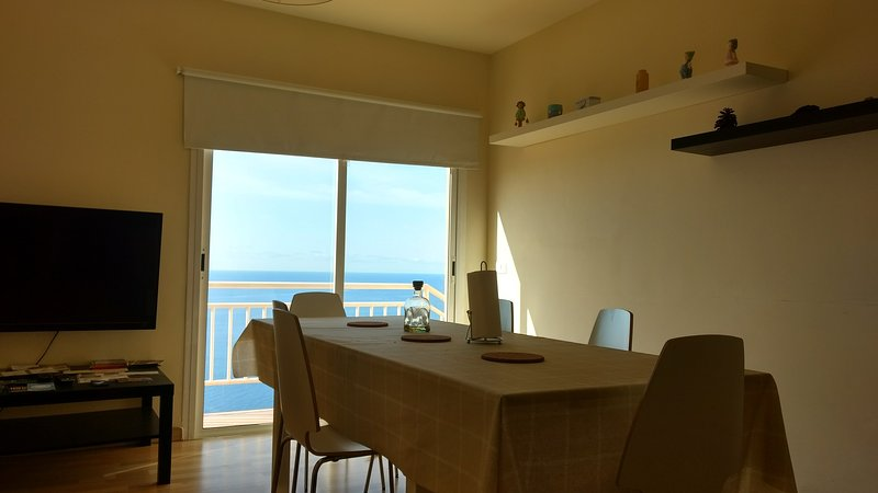 Spacious house with sea view & Wifi, vacation rental in Tabaiba