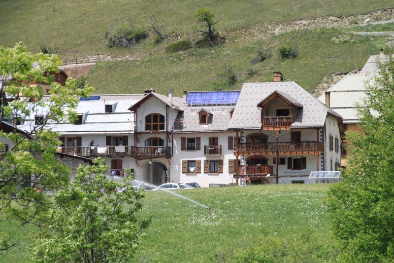 Apartment with mountain view, holiday rental in Arvieux