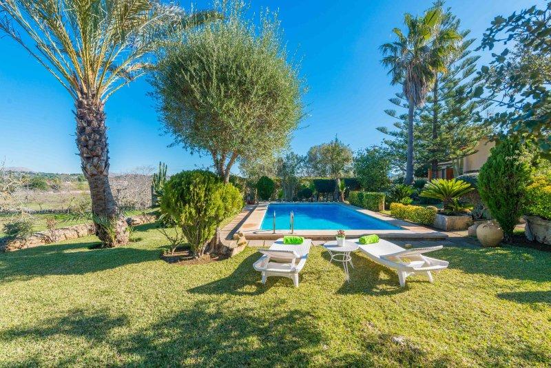 MARINA CAN BORRAS - Villa for 6 people in Pollensa, vacation rental in Pollenca