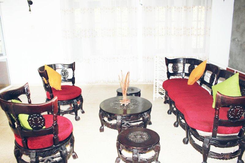 Farah Guest Inn : Room 1, holiday rental in Ohiya