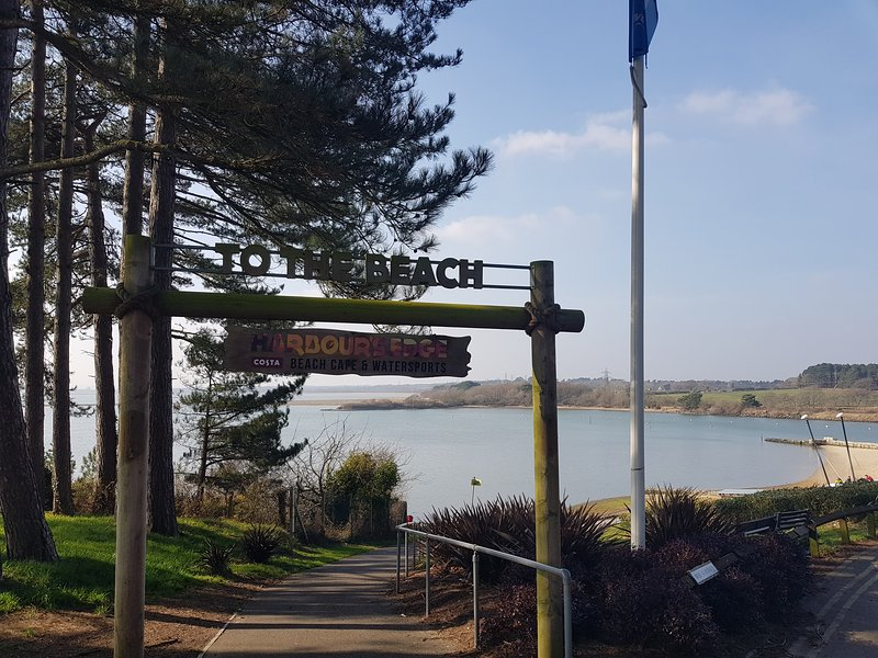 Rockley Holiday Park Dorset!