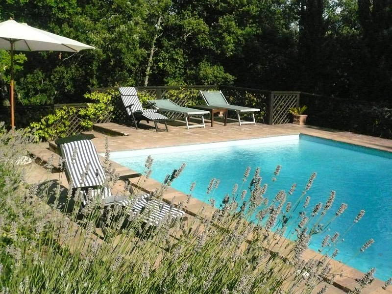 Nice house with pool access & Wifi, holiday rental in Capannino della Suvera